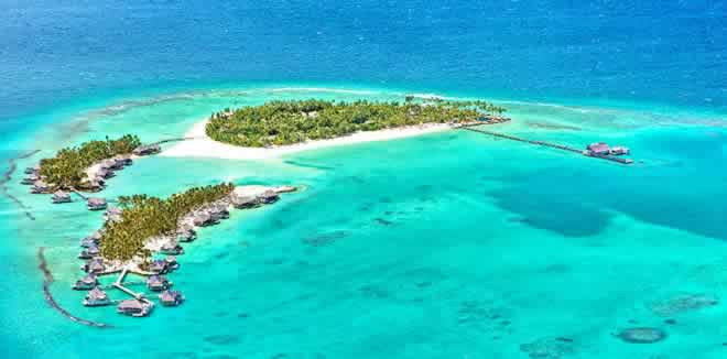 10 Multi-Island Resorts in maldives for family holiday