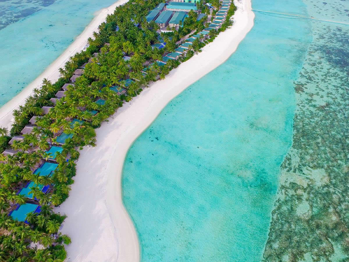 Experience world-class service at Cocoon Maldives
