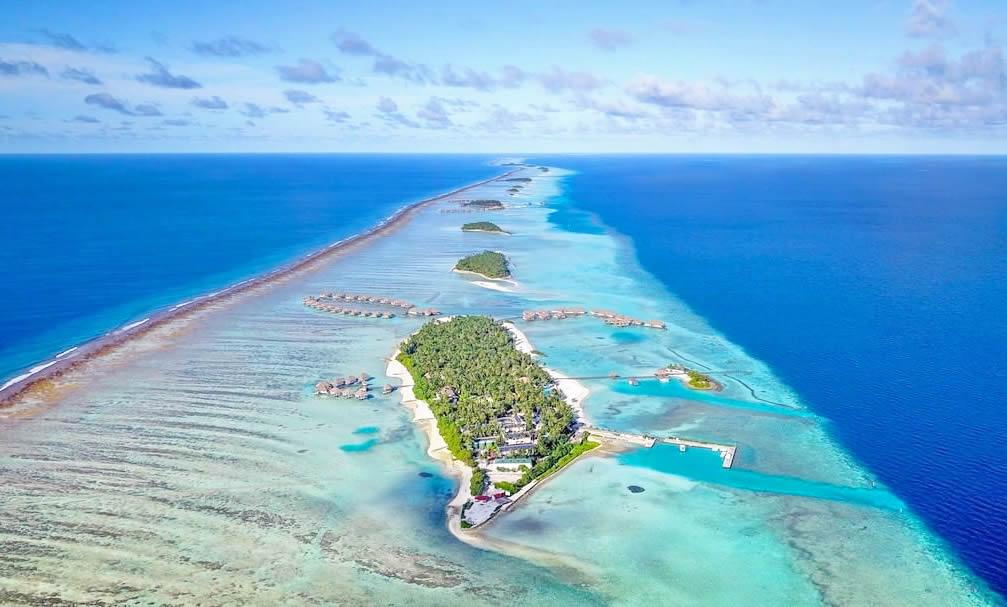como maalifushi island aerial