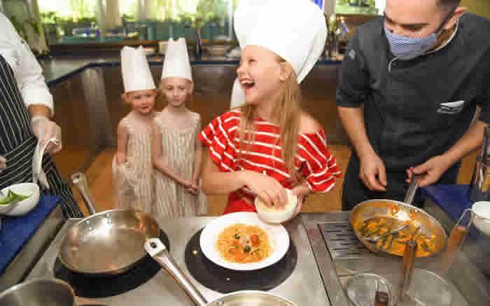 кулинарный класс для детей