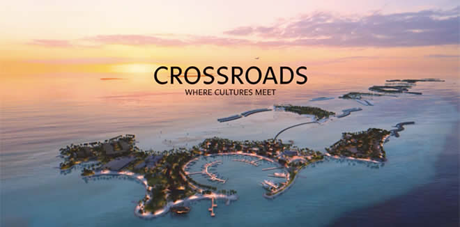 CROSSROADS Maldives, The Unique and Largest Tourist Destination in the Maldives