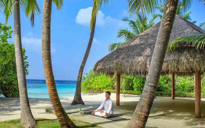 Dusit Thani Maldives spa & wellness