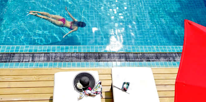 Smartline Eriyadu swimming pool