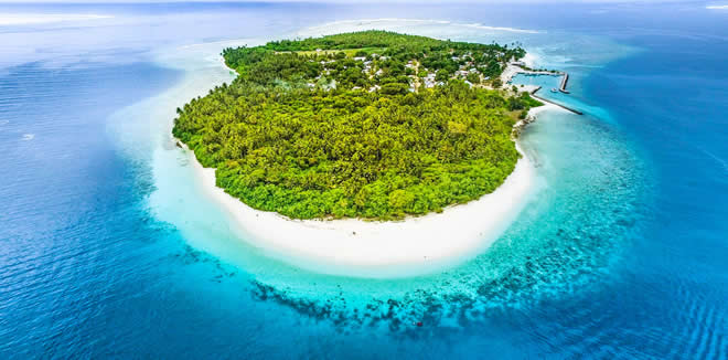 Feridhoo Islands