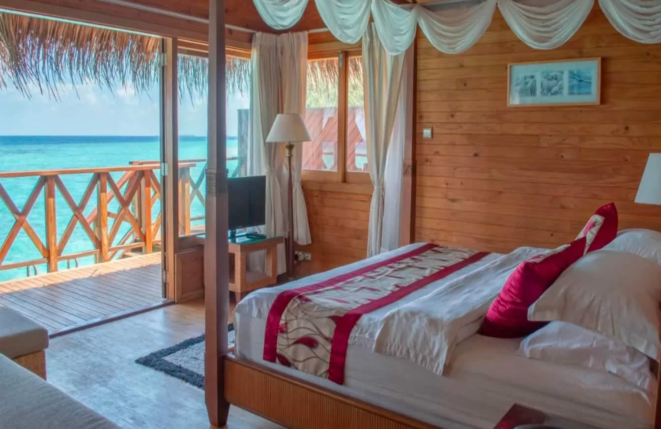 Fihalhohi Island Resort, South Male Atoll