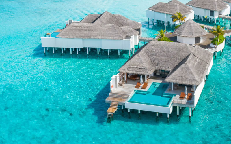 Seaside Finolhu Becomes the only Member of Design Hotels in The Maldives
