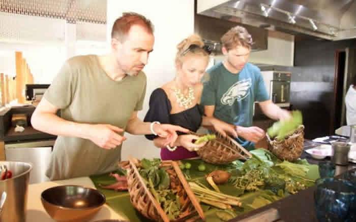 кулинария и обед на двоих в Amilla Maldives