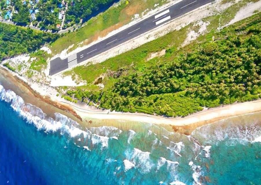 Fuvahmulah Airport (FVM)