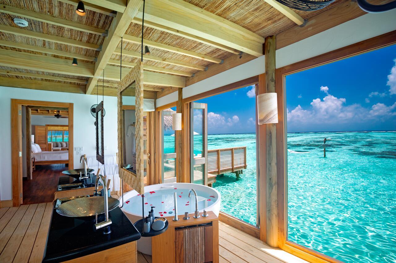 gili lankanfushi, water villa with ocean view