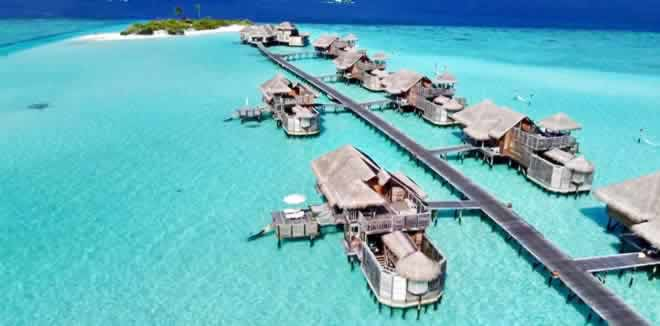 Best Luxury Water villas