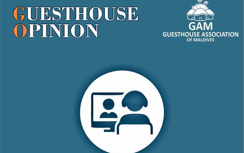 """Ассоциация гостевых домов Мальдив проведет виртуальный форум """"Guesthouse Opinion"""""""