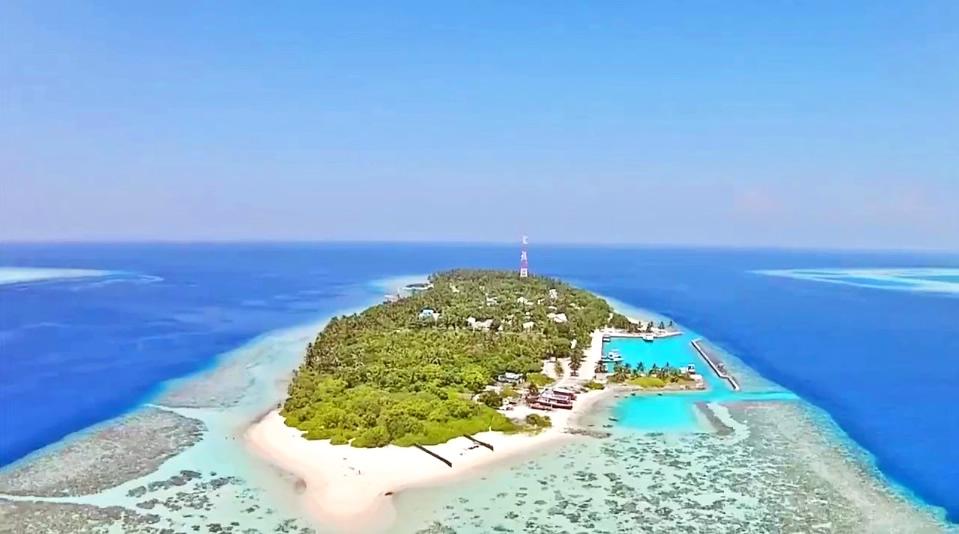 Hangnaameedhoo - North Ari Atoll
