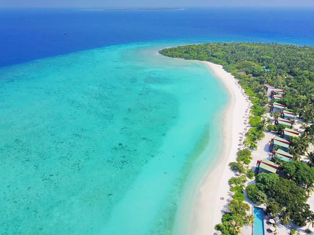 Hanimaadhoo - Haa Dhaalu Atoll