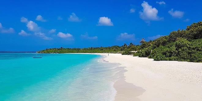 Hanimaadhoo island