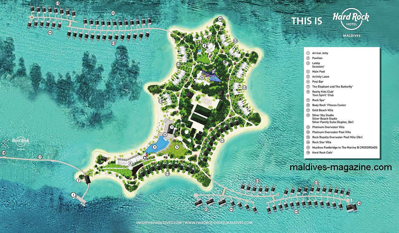 Hard Rock Hotel Maldives Maldives Luxury Resort Maldives