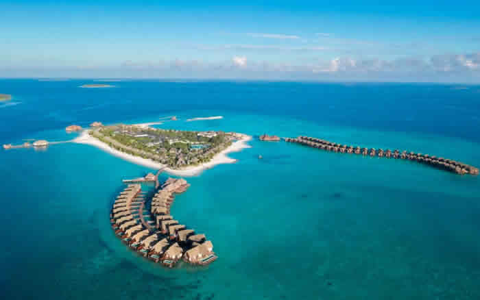 Heritance Aarah named the Best Luxury All Inclusive Resort i