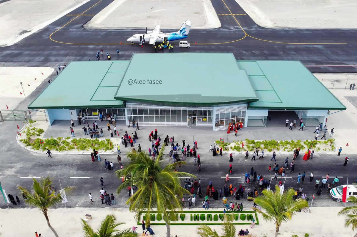Thimarafushi Airport (TMF)