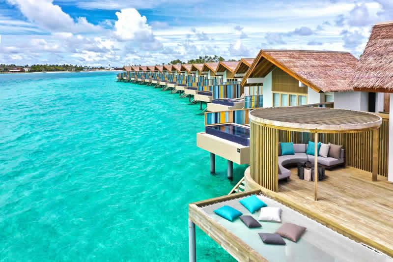 lonubo island, maldives