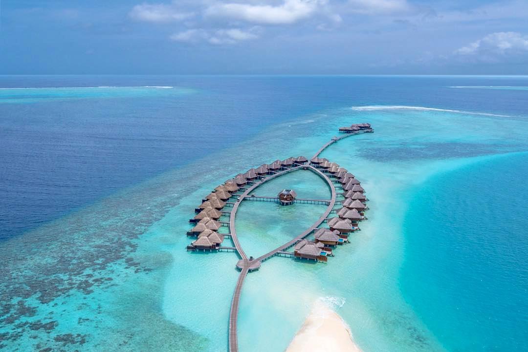 ter villoas huvafen fushi maldives