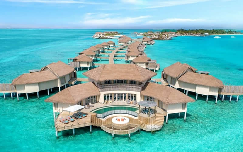 InterContinental Maldives Haute Grandeur Global Awards 2020