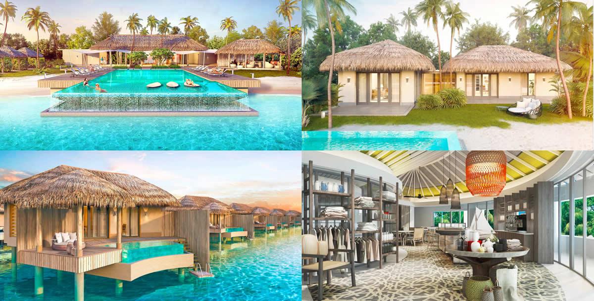 InterContinental Maldives Maamunagau Resort: Opening in September 2019