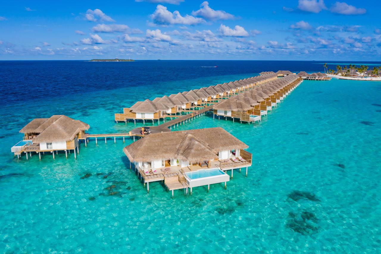 Sun Aqua Iru Veli - Premium All Inclusive, Dhaalu Atoll: Opened 2018