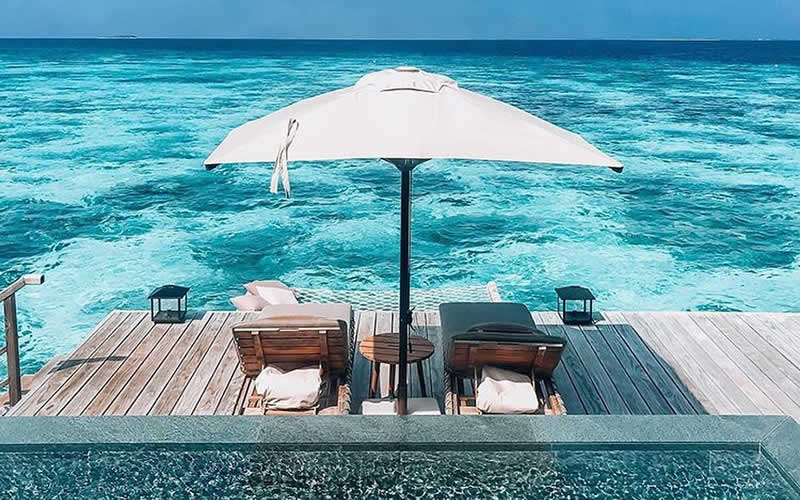 Joali Maldives удостоен награды Condé Nast Traveler Readers 'Choice Award 2020