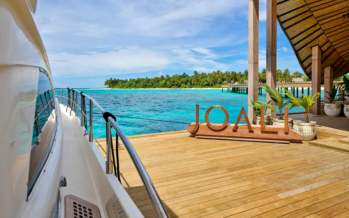Joali Maldives Celebratess Anniversary With New Art Experiences
