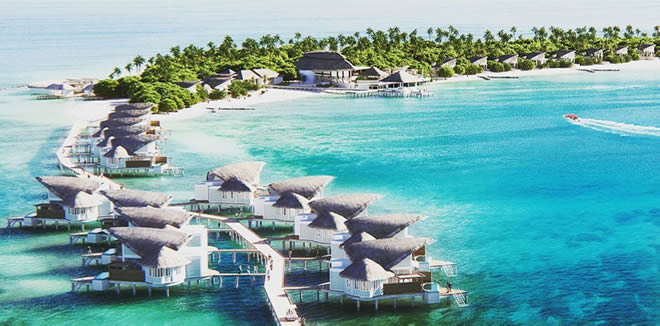 JW Marriott Maldives Resort
