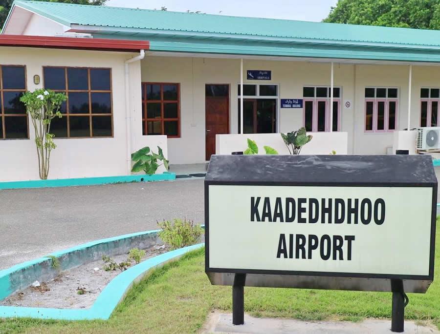 Kaadedhdhoo Airport (KDM)