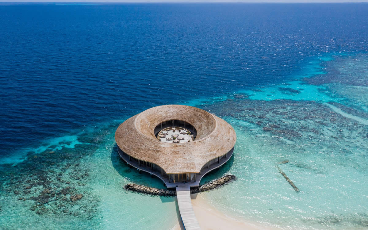 Kagi Maldives Spa Island Открылся