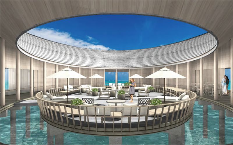Best Luxury Spa Resorts in the Maldives: Kagi Maldives Spa Island to Open in July 2020