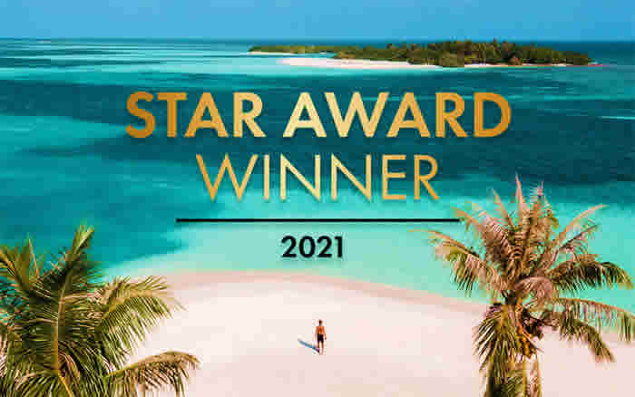 Kanuhura Maldives gets the prestigious Forbes Travel Guide Five-Star Award 2021