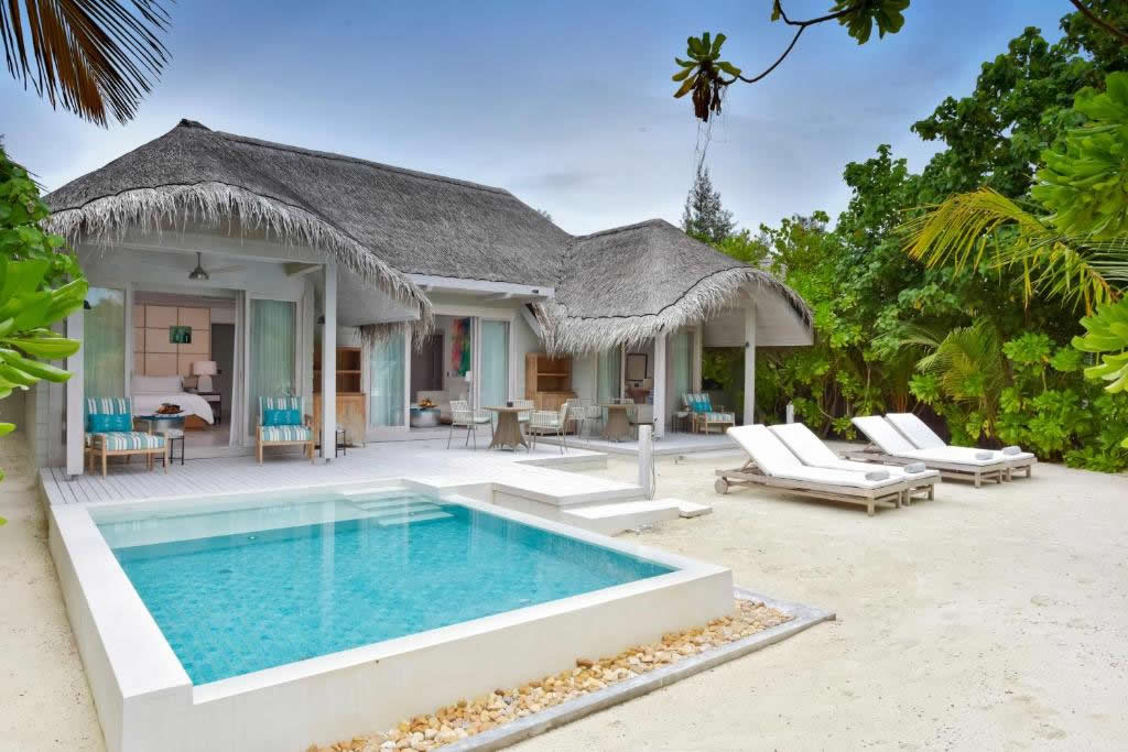 Kanuhura Maldives for family vacation