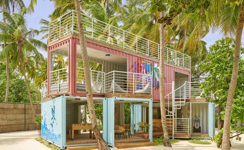 детский клуб  в Fairmont Maldives, Sirru Fen Fushi