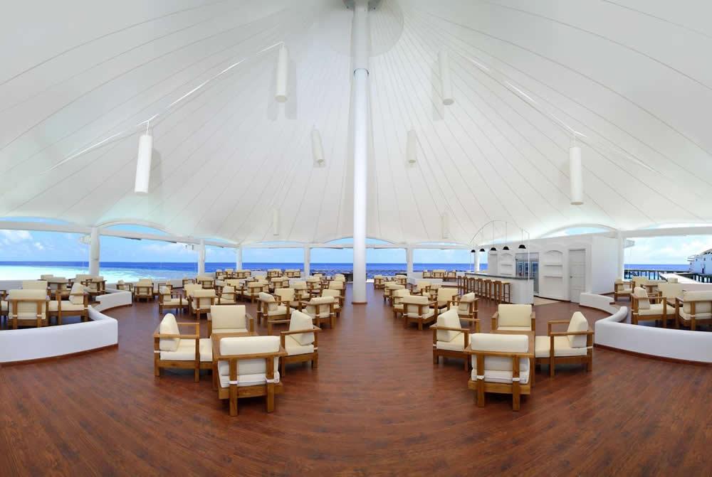 Safari Island, main buffwt restaurant