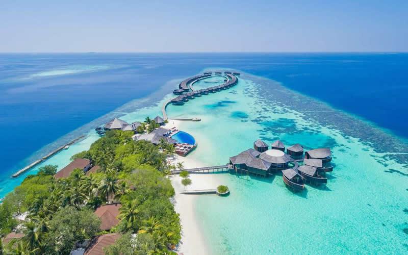 Lily Beach Maldives Остается Открытым по Специальным ценам