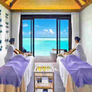 Best Luxury Spa Resort in Maldives