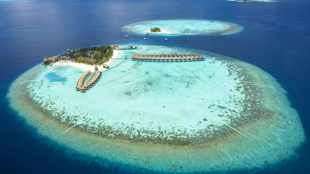Maafushivaru Maldives luxury resort in maldives