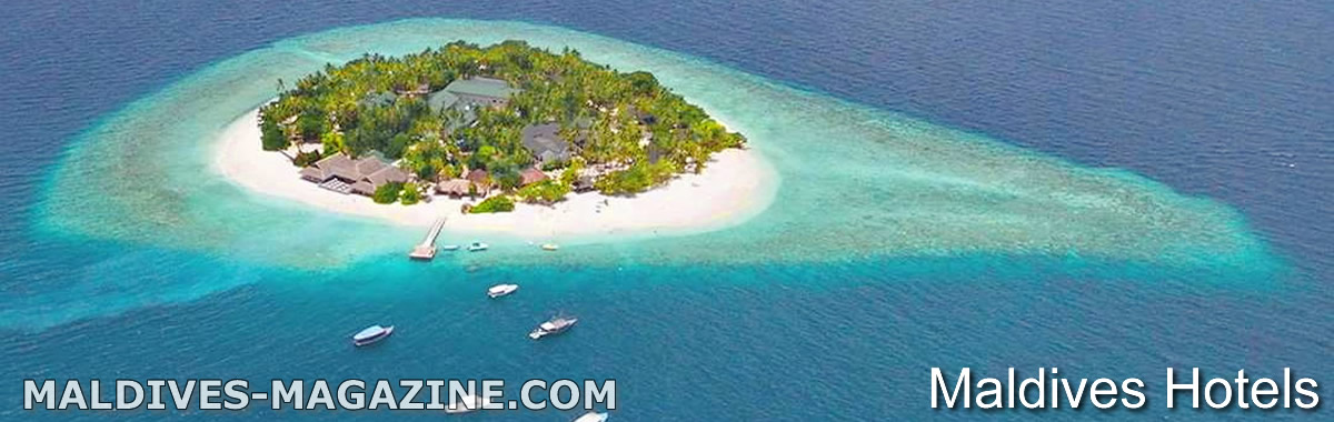 Курортный отель Malahini Kuda Bandos со спа-центром и частной пляжной зоной расположен в городе Мале