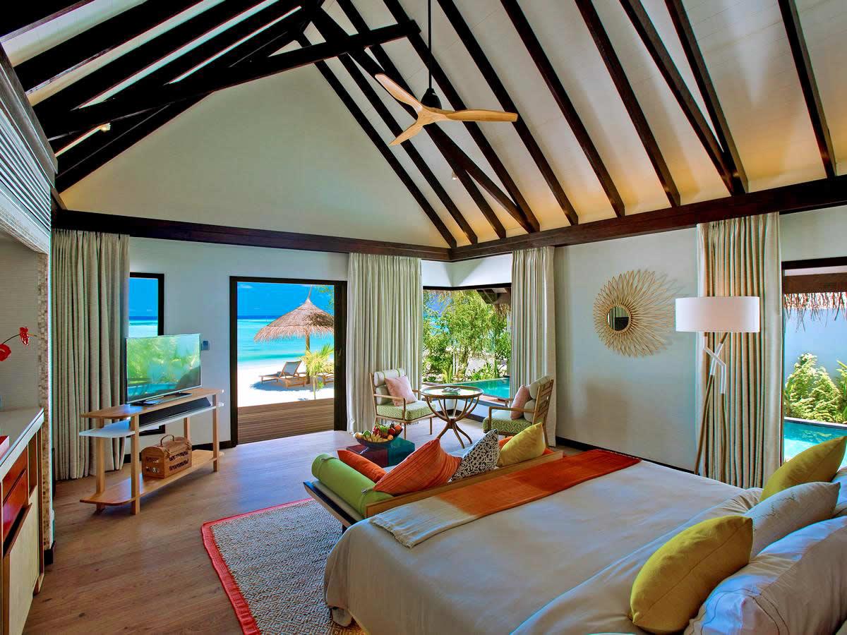 Пляжные Виллы Мальдив