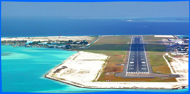 Maldives Airports full list