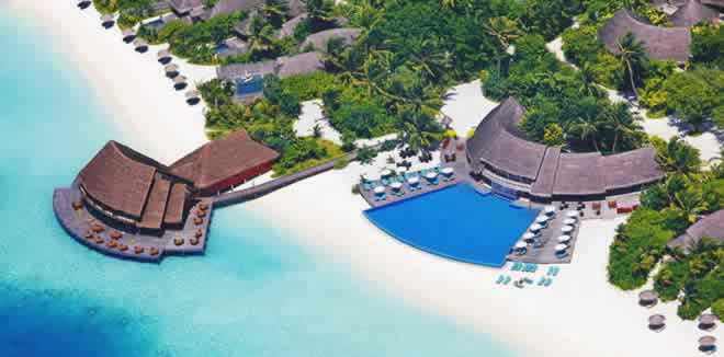 10 Best Hotel Pools in Maldives