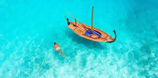 best remote resorts in maldives