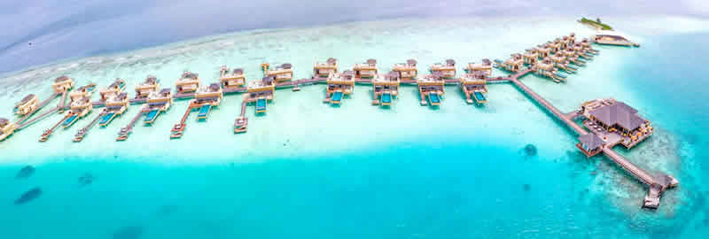 Here's the best of Maldives for luxury travellers. We've compiled the finest recommendations of places to stay, ranging from the most celebrated five-star resorts to luxurious private islands