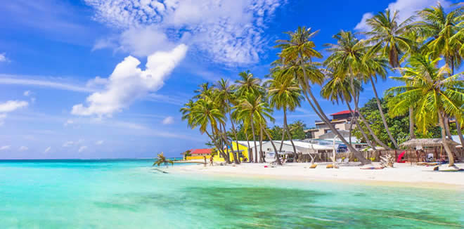 Maafushi holiday
