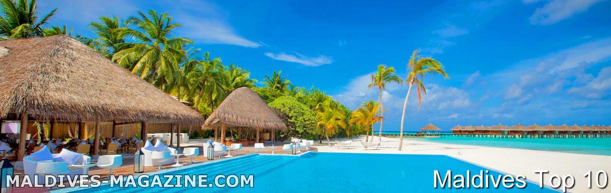 Самые Популярные Отели на Мальдивах в Instagram