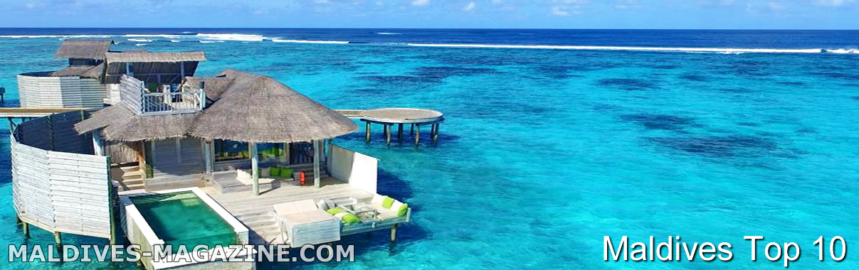 Top 5 Best Luxury Spa in Maldives - Most Popular Maldives Spa Resorts