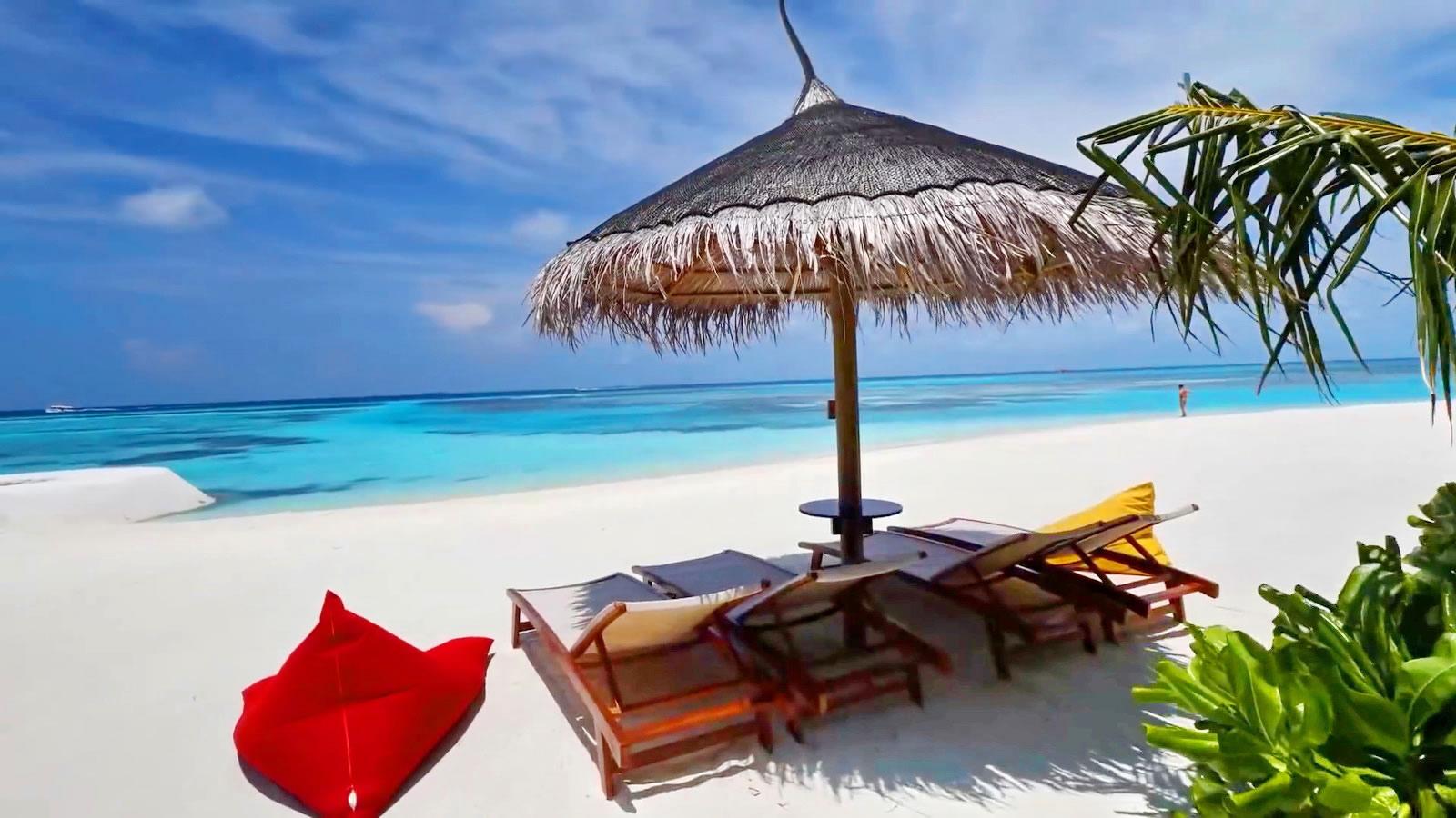Релаксация на Великолепных Пляжах