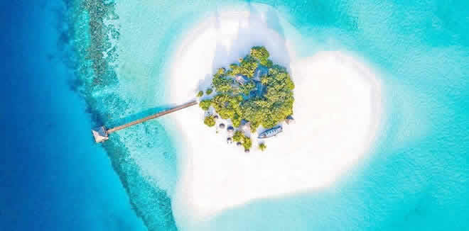 Budget travellers choose Maldives as their destination of choice thanks to the variety of affordable stays